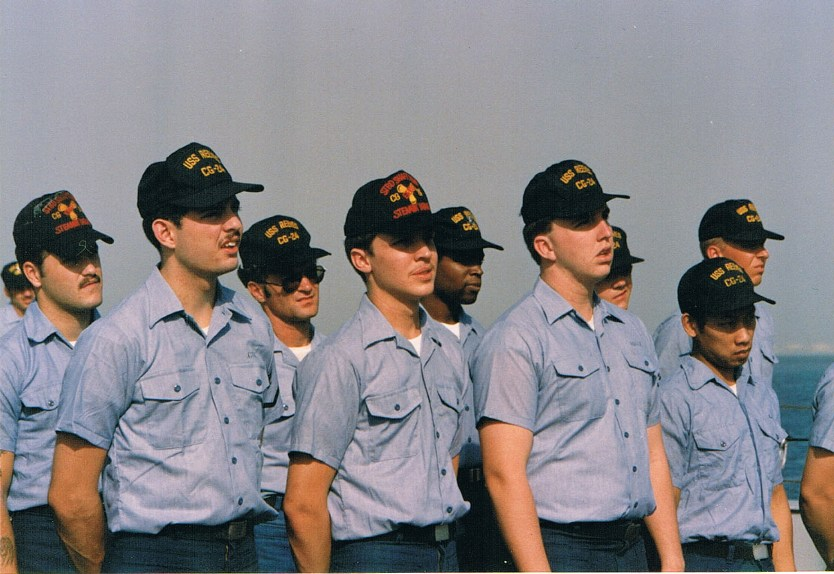 Navy Days - Military Promotion in Rank