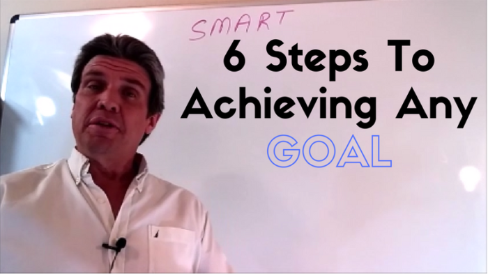 Goal Setting – 2 of 6 – Six Steps to Achieving Any Goal