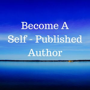 Become a Self-Published Author Online Training Series