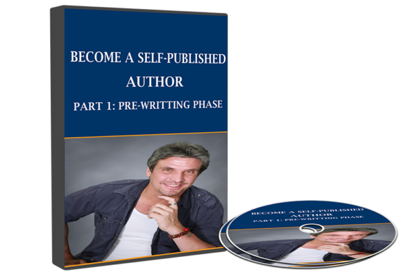 Phase 1 of Kevin A Dunlap's online training program Become a Self-Published Author.