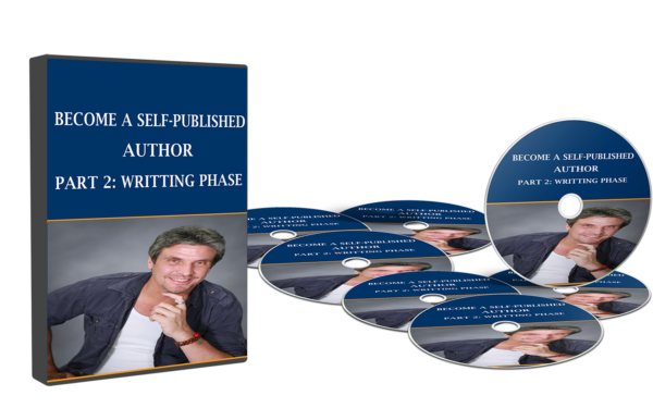 Phase 2 of Kevin A Dunlap's online training program Become a Self-Published Author.