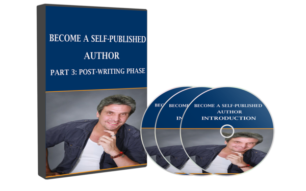Phase 3 of Kevin A Dunlap's online training program Become a Self-Published Author.