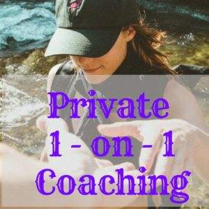 Private 1 - on - 1 Coaching w/ Kevin A Dunlap