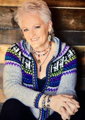 Ronda Taylor is an adventurous woman who has made big changes in her life and has a wonderful message to share.