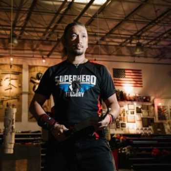 You are currently viewing TJ Cuenca – The Superhero Foundry – Martial Arts Educator