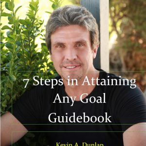 7 Steps in Attaining Any Goal cover